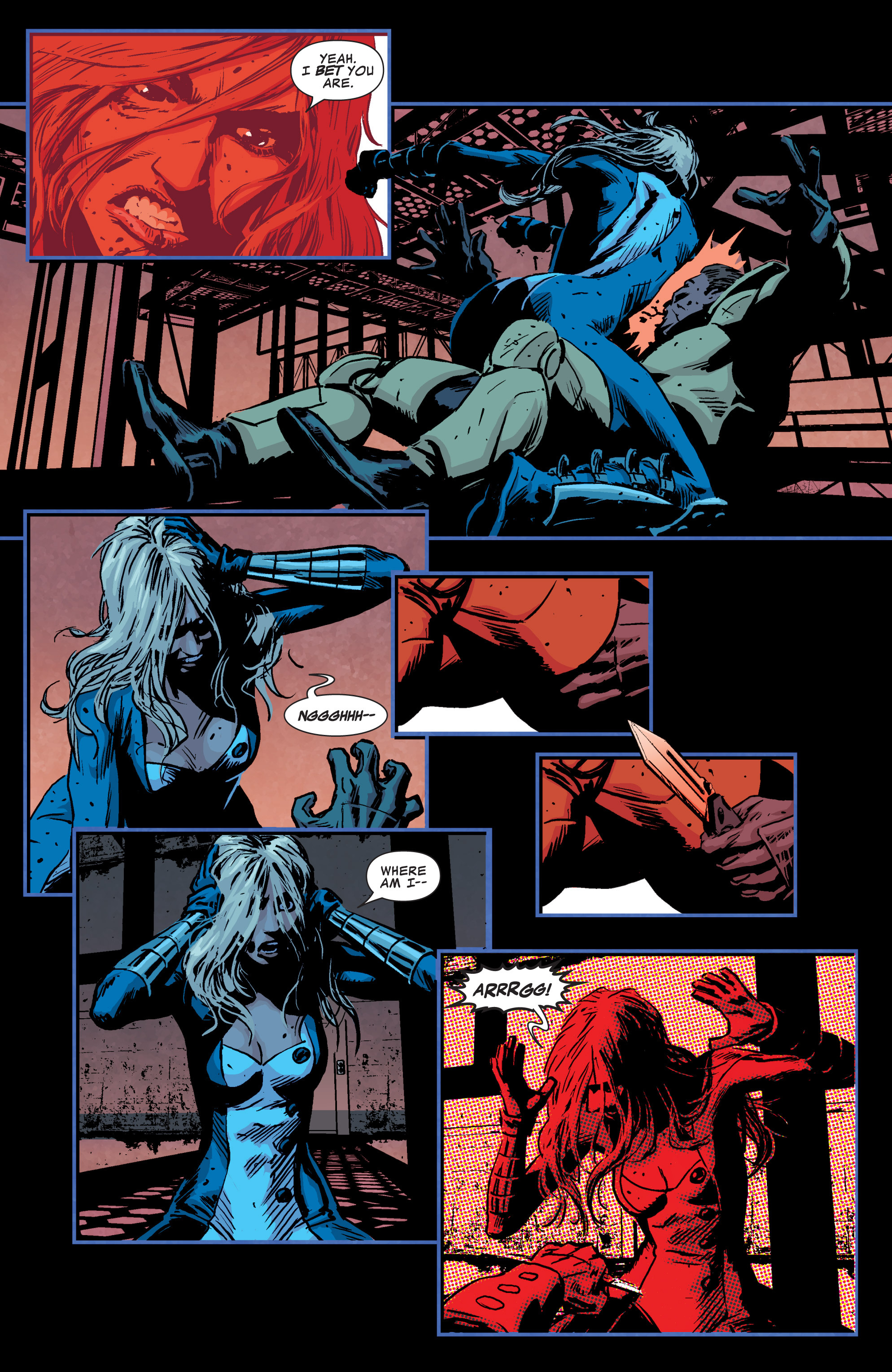 Read online Secret Avengers (2014) comic -  Issue #16 - 9