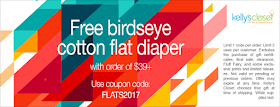 Flats Challenge Sales Cloth Diaper Revival