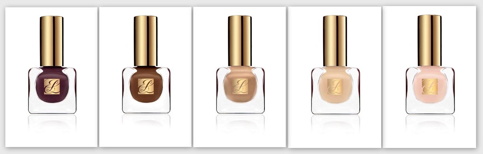 Industry News: Estée Lauder Launches French Nudes Pure Color Nail ...