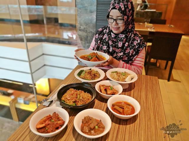 Hidangan Briyani Buffet Lunch Murah Di Restoran Flavors