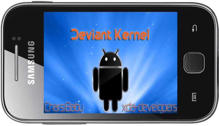 Install Deviant Kernel with Frandom GALAXY Y | My Galaxy APK
