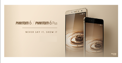 Compare TECNO Phantom 6 vs Phantom 6 Plus - difference and similarities