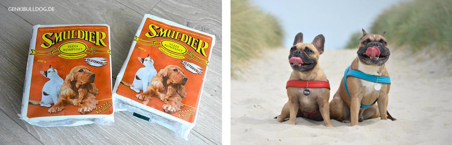Niederlande Holland Texel Urlaub mit Hund Fertigbarf Smuldier
