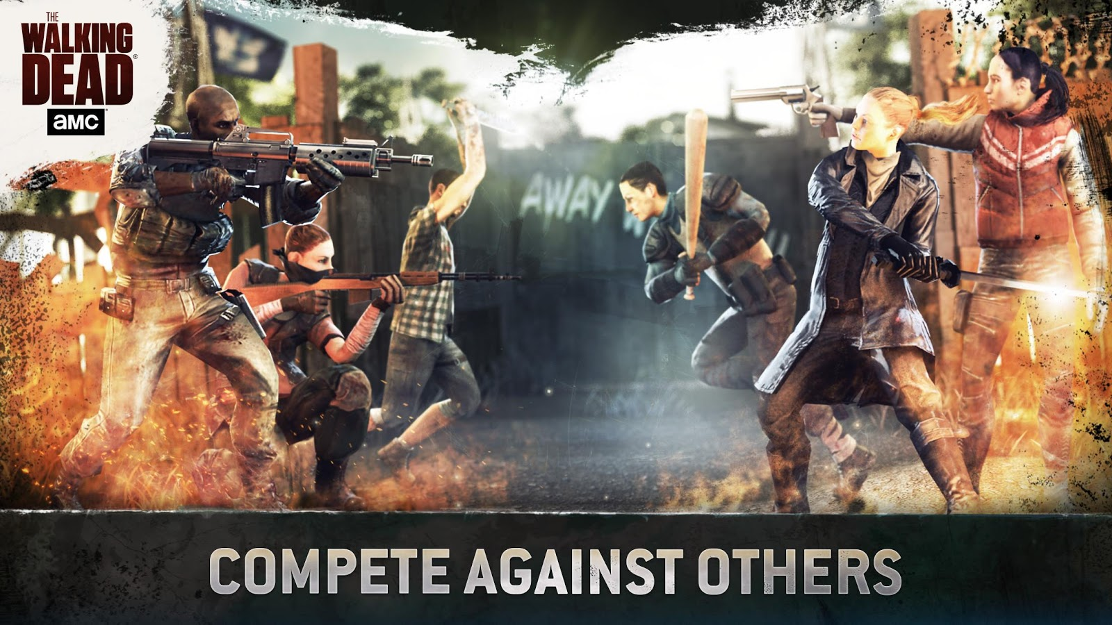 The Walking Dead No Mans Land MOD APK