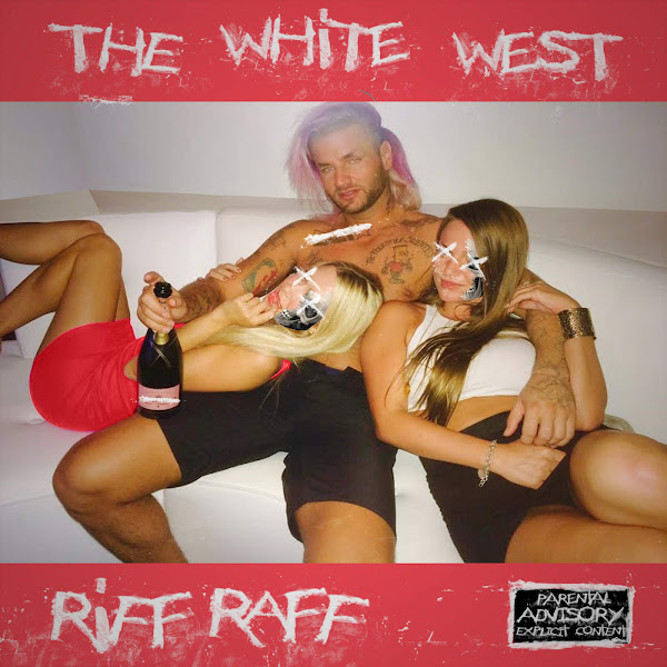 Riff Raff - The White West Cover