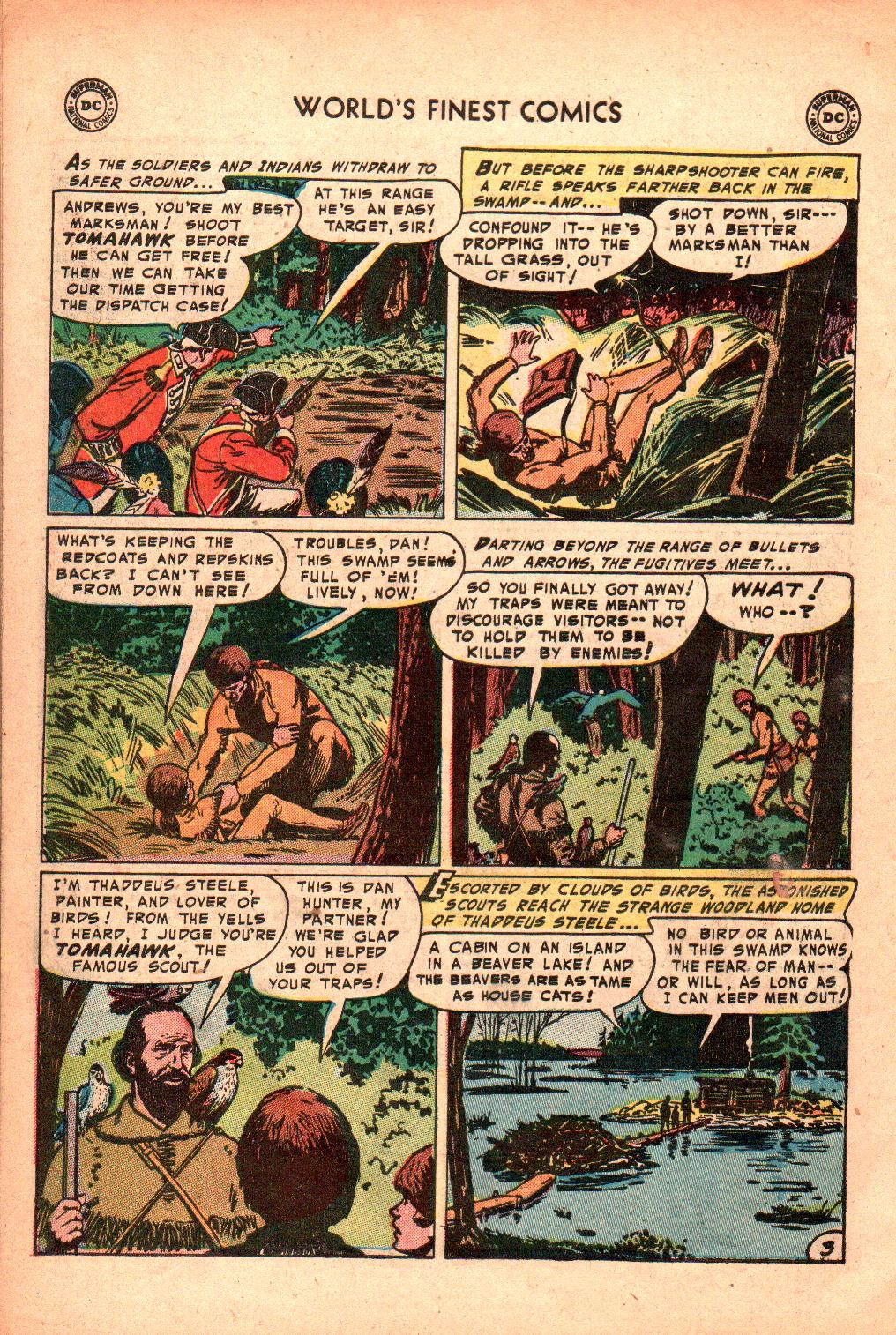 Read online World's Finest Comics comic -  Issue #71 - 32