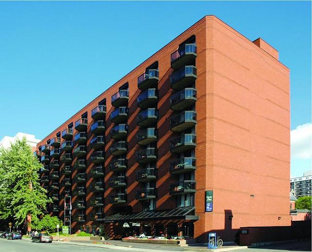Cartier Place Suite Hotel Ottawa