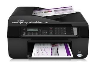 Epson Stylus Office BX320FW Driver