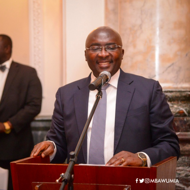 """Show Us Which of Your Social Intervention Policies Relieved the Hardship of Ghanaians"" - VP Bawumia Challenges NDC"