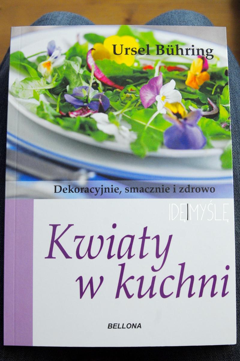 dzikie rośliny jadalne, warzywa nieuprawne, ursel bühring, okładka