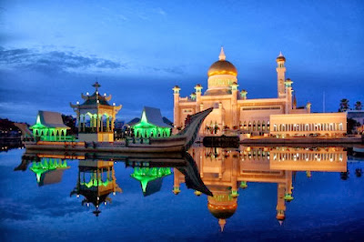 Mosques-of-the-world-Sultan-Omar-Ali-Saifuddin