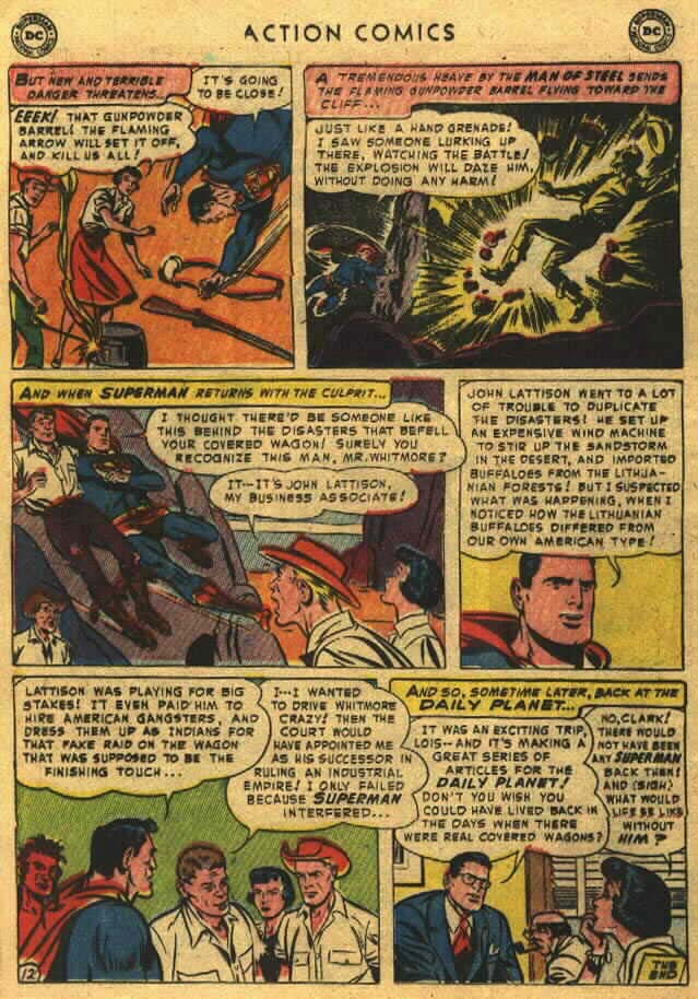 Read online Action Comics (1938) comic -  Issue #184 - 14