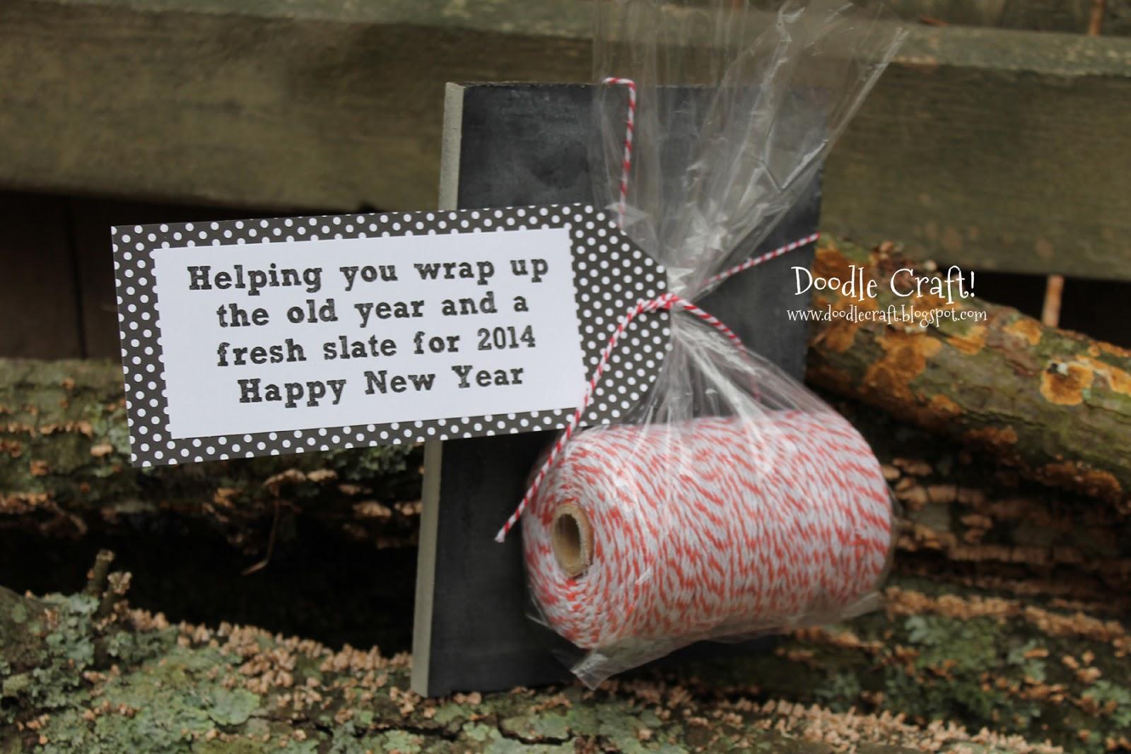 New Year S Clean Slate Gift Idea