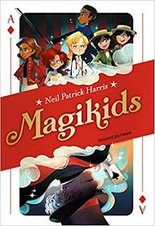 Couverture du livre Magikids