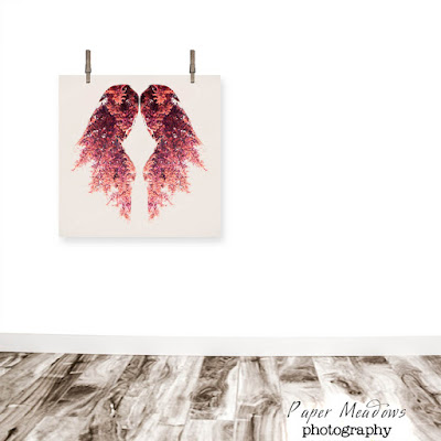 Double Exposure - Multiple Exposure Wall Decor. Nature Wings Art. You can purchase and download our photography creations and instantly print at home from our Paper Meadows Photography Shop on ETSY. To Visit our shop now click here.