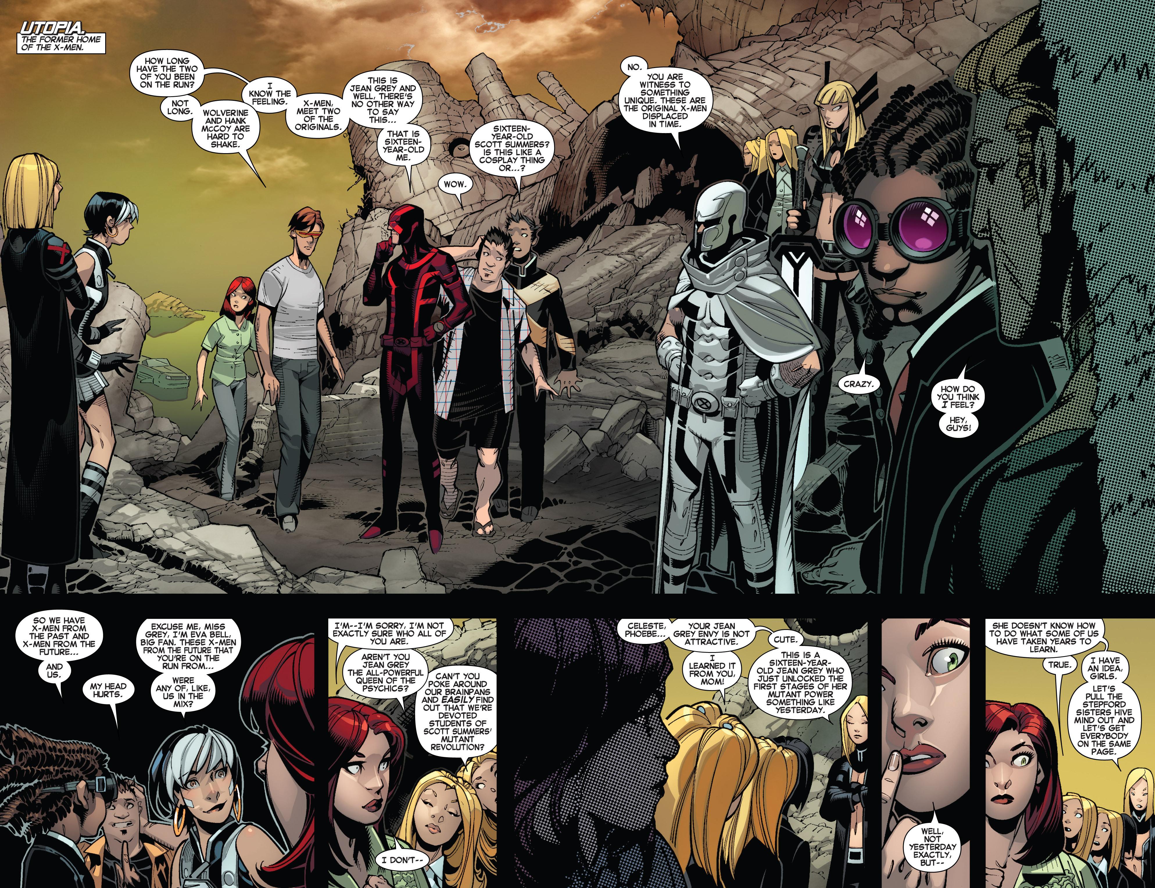 Read online Uncanny X-Men (2013) comic -  Issue #12 - 5