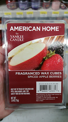 Yankee American Home Spiced Apple Berries