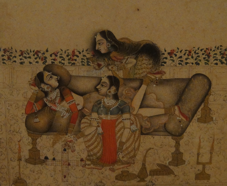Hinduism sexuality beliefs