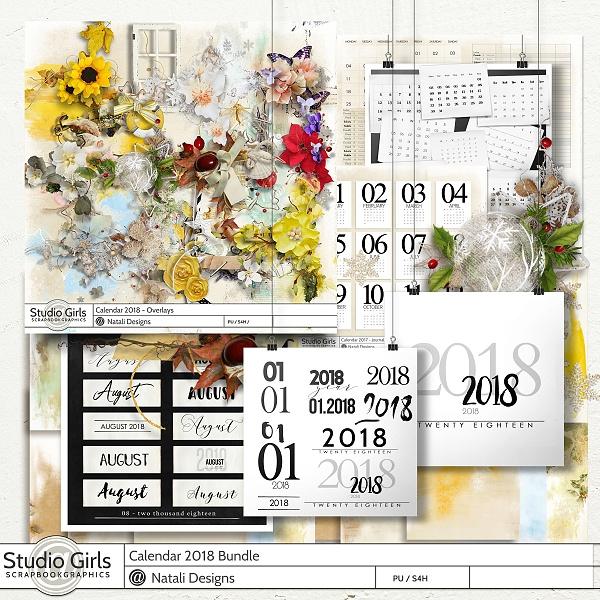2018-calendar-bundle