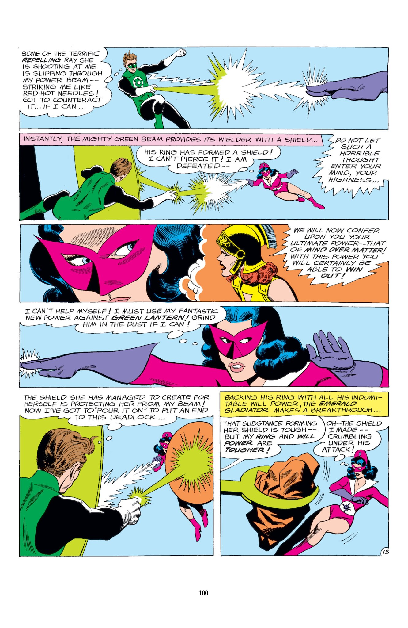 Green Lantern: A Celebration of 75 Years TPB (Part 2) Page 2