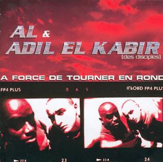 AL & Adil El Kabir - A Force De Tourner En Rond (1999) [FLAC+320]