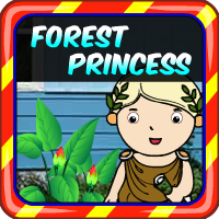 AvmGames Rescue Forest Princess