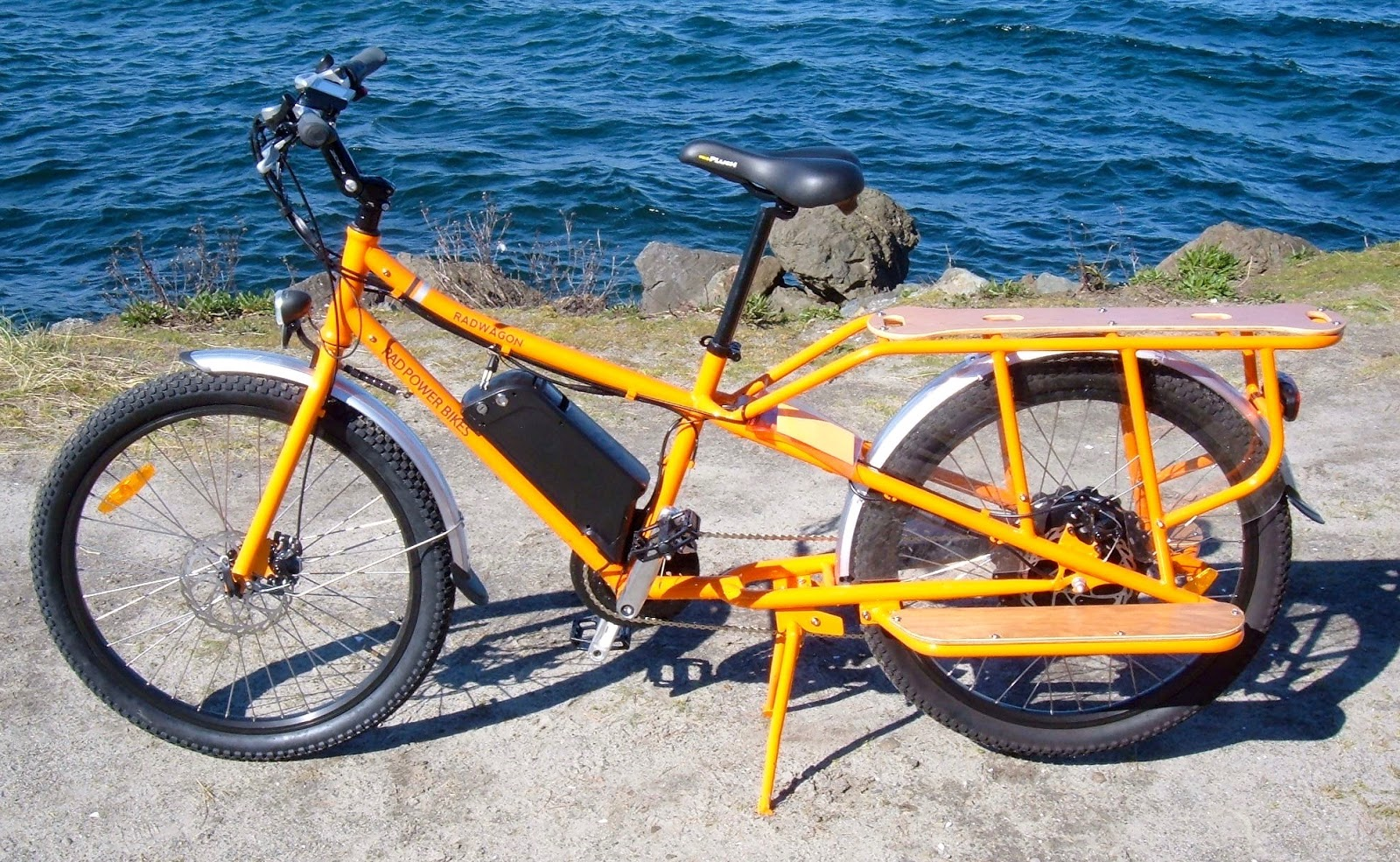 Syonyk\'s Project Blog: Rad Power Bikes - Rad Wagon Review