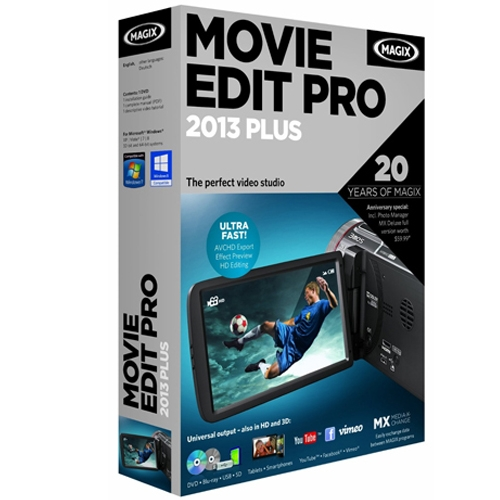 Download magix movie edit pro 2013 premium with crack and for Magix movie edit pro templates