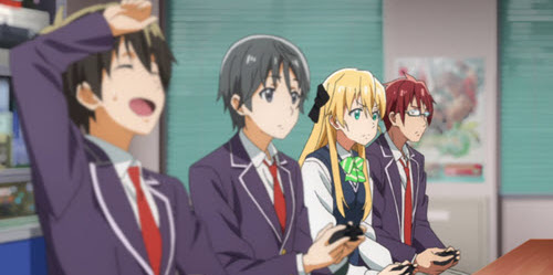 ANIME Gamers! Full Episode Subtitle Indonesia Eps. 3 Update