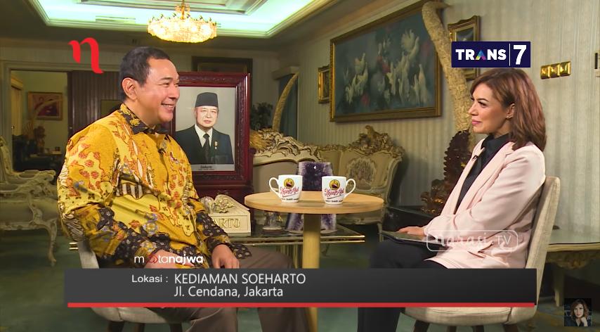 MAKJLEB! Video Najwa Pertanyakan Tommy Lantang Kritik Jokowi Tapi Tidak Kritik Prabowo, Tommy: Karena Prabowo Bukan Pejabat Publik,