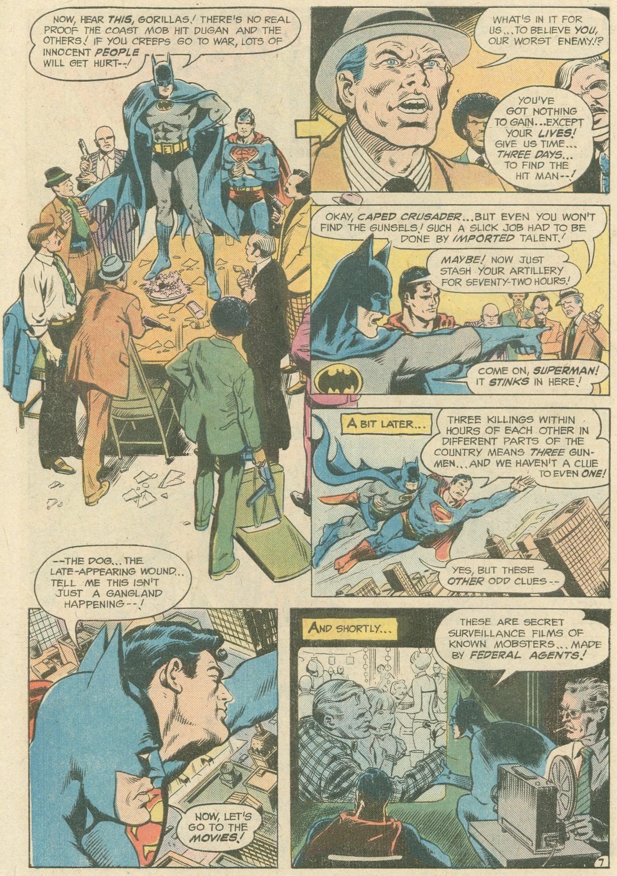 Read online World's Finest Comics comic -  Issue #244 - 10