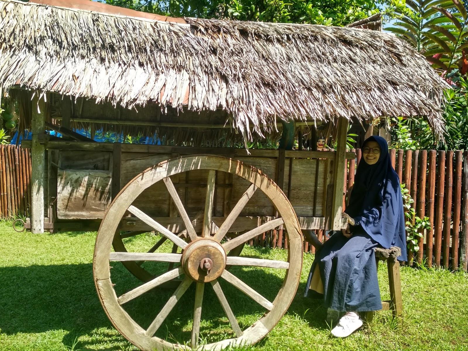 Kampoeng Wisata Rumah Joglo Khas Jawa Rasa Bogor Warta