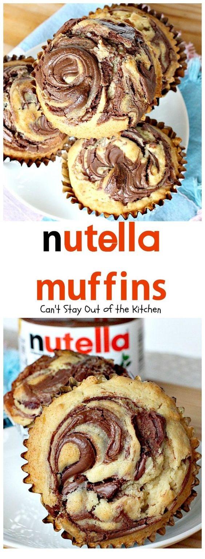 Nutella Muffins BigOven