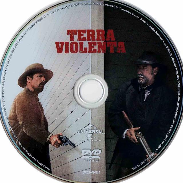 Label DVD Terra Violenta