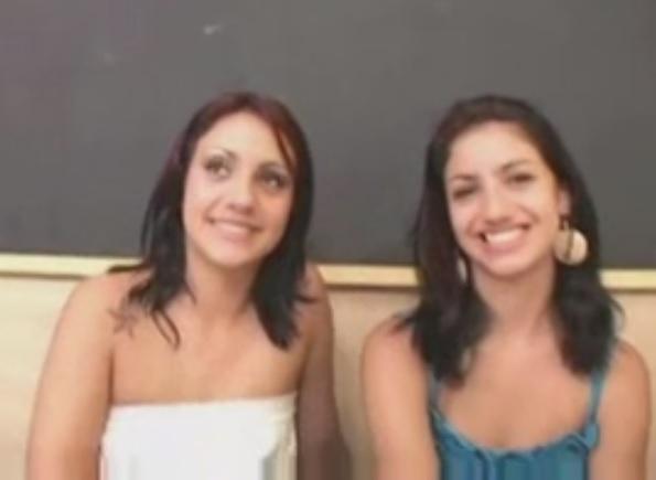 Real Irmãs Trepando Juntas