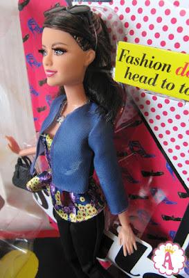 Кукла Raquelle 2015 года из коллекции Barbie Style