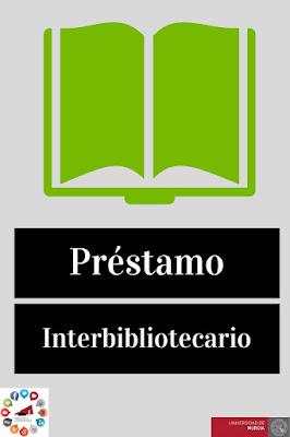 """En el servicio de """"Préstamo Interbibliotecario"""" os estamos esperando."""