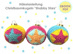 Ebook Christbaumkugeln Shabby Stars