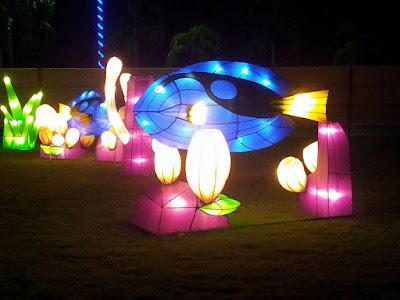 Lantern Garden Lagoi Bay