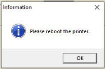Initialize ink pad counter reboot - ITSTAFF.web.id
