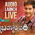 Mahesh Babu Brahmotsavam Audio Launch Live