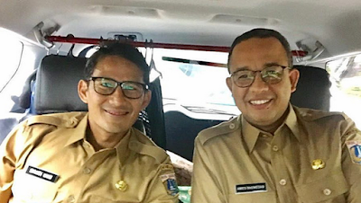Anies-Sandi Diminta Waspadai Bangkitnya Birokrat Nakal