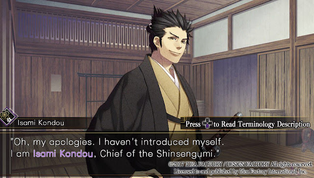 Game about classical Japan