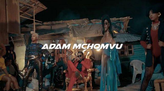 Adam Mchomvu - Rangi Za Dera