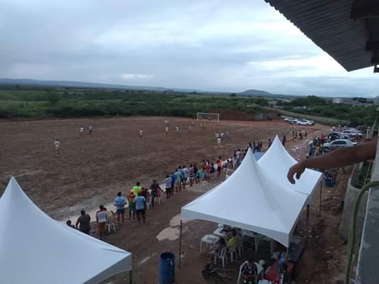 São Paulo do Potengi: 1° Etapa do Circuito Potengiense de Torneios de Futebol aconteceu neste domingo