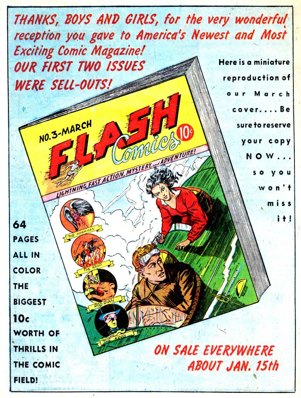 Read online All-American Comics (1939) comic -  Issue #11 - 52