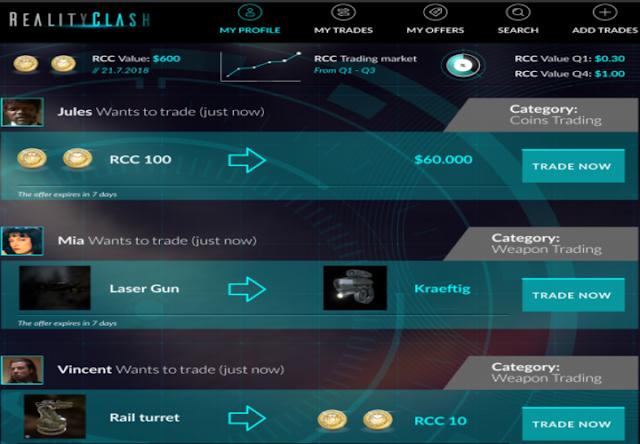 Reality Clash Membuat Game Menjadi Nyata Dengan Iphone Dan Android