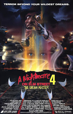 A Nightmare on Elm Street 4: The Dream Master Poster