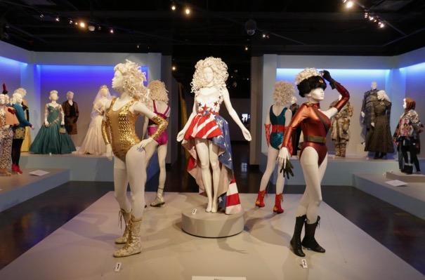 GLOW season 1 costumes FIDM Museum LA