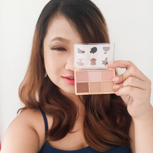 Chica-Y-Chico One Shot Eye Palette in Mellow Sand - Review